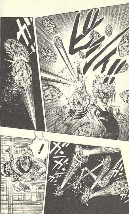 JoJo's Bizarre Adventure 252 Page 2