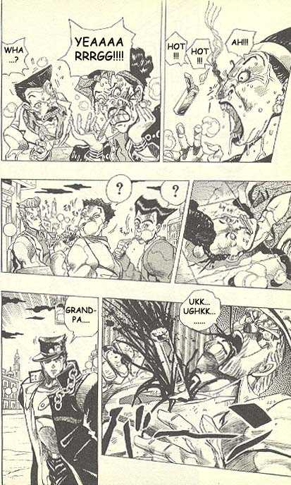 JoJo's Bizarre Adventure 256 Page 2