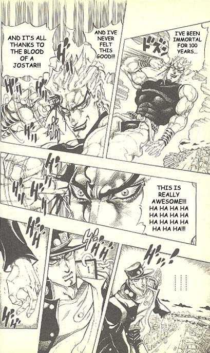 JoJo's Bizarre Adventure 263 Page 2