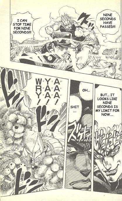 JoJo's Bizarre Adventure 263 Page 3