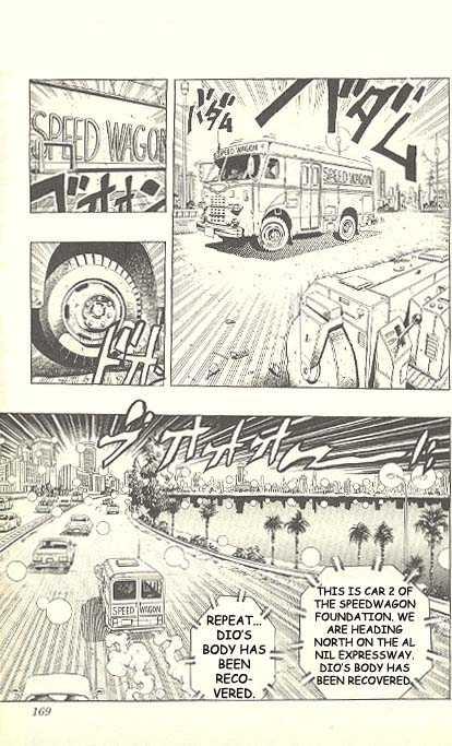JoJo's Bizarre Adventure 265 Page 1