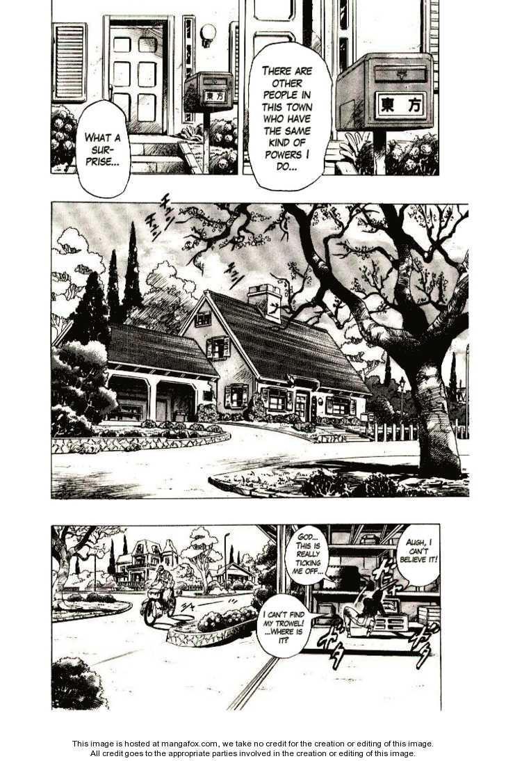 JoJo's Bizarre Adventure 269 Page 3