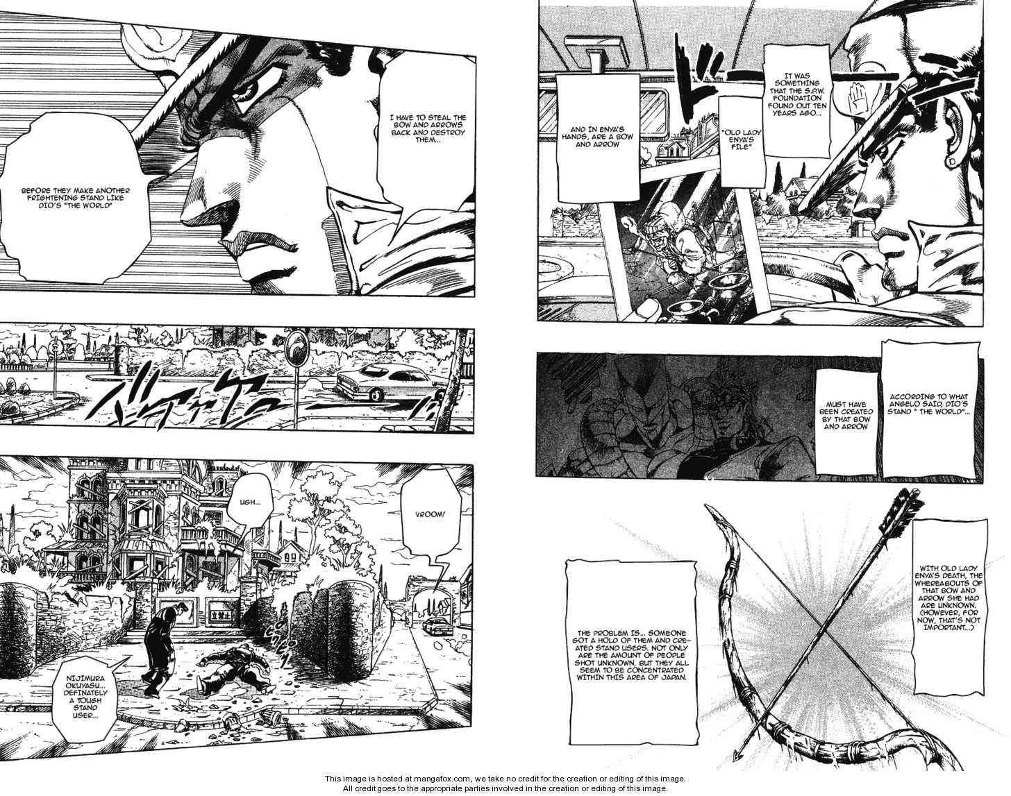 JoJo's Bizarre Adventure 276 Page 4