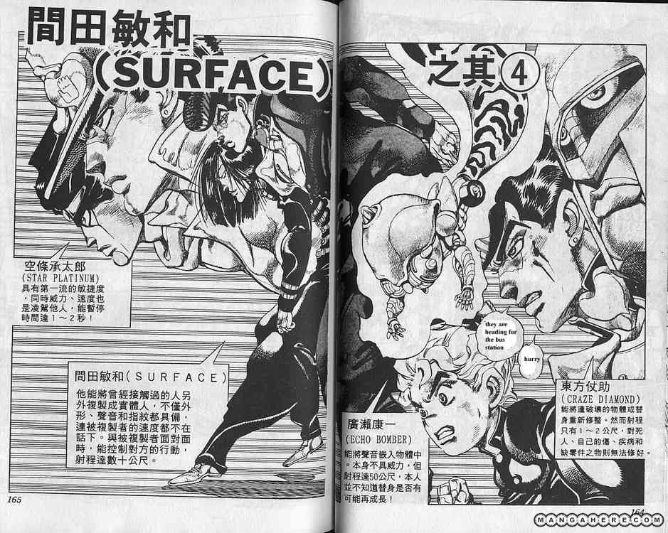 JoJo's Bizarre Adventure 292 Page 1