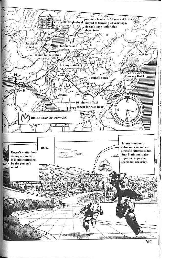 JoJo's Bizarre Adventure 292 Page 2