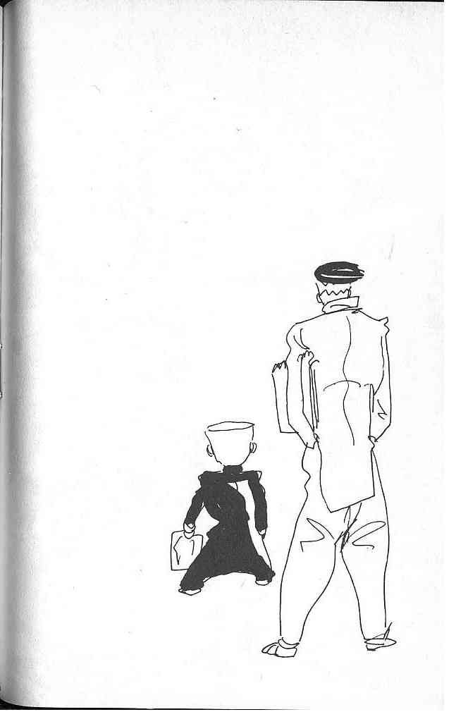 JoJo's Bizarre Adventure 331 Page 1