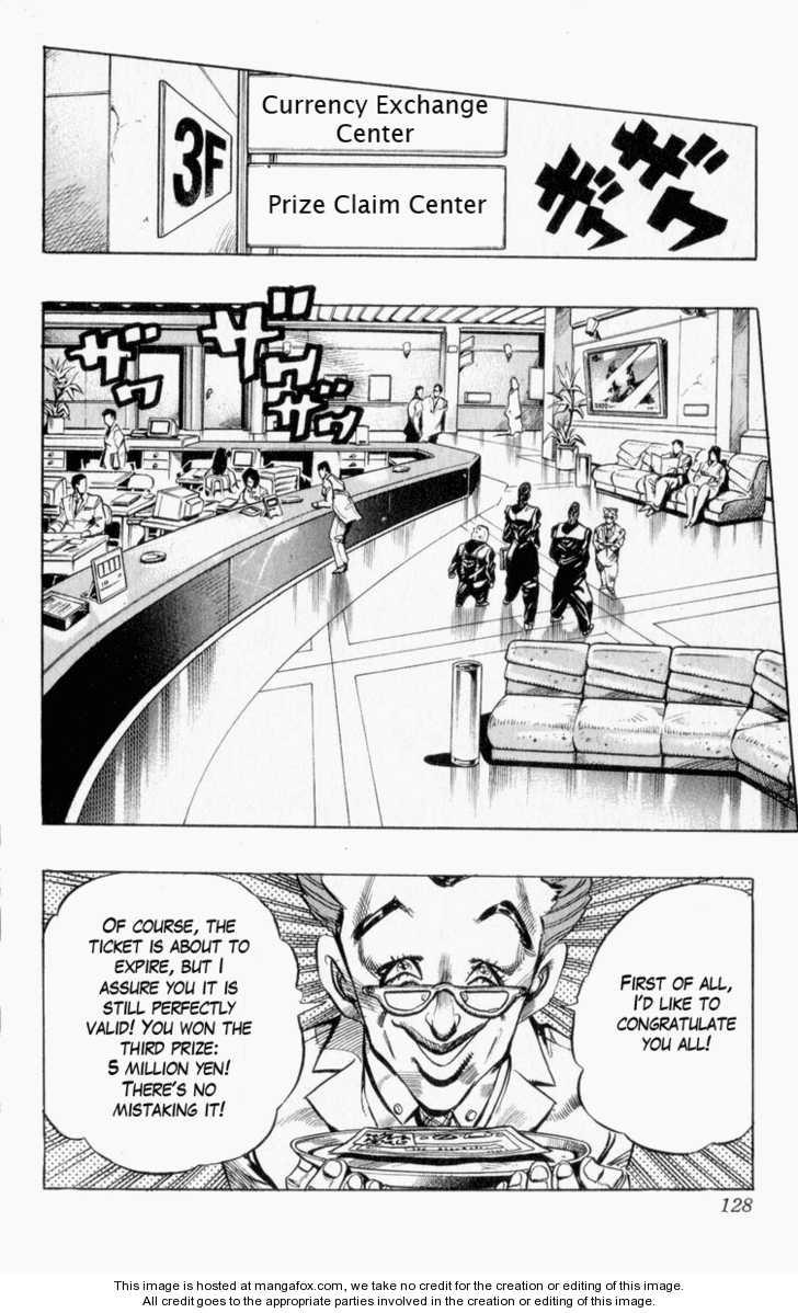 JoJo's Bizarre Adventure 338 Page 3