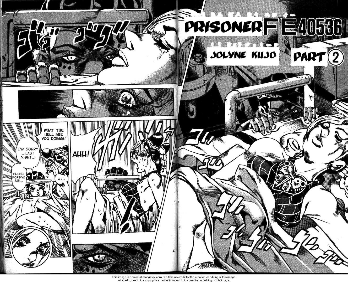 JoJo's Bizarre Adventure 599 Page 2