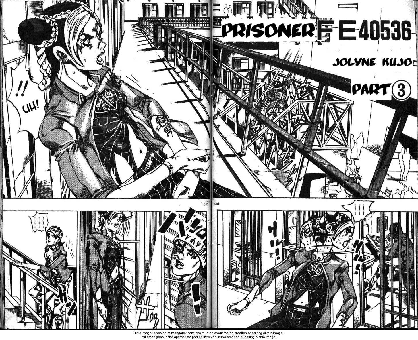 JoJo's Bizarre Adventure 600 Page 2