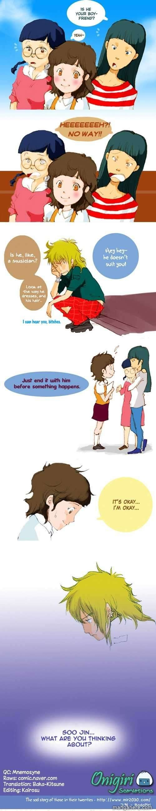 Because I Love You (Mir2030s) 1 Page 3