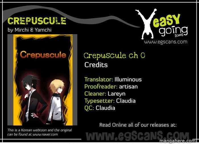 Crepuscule (Yamchi) 0 Page 1