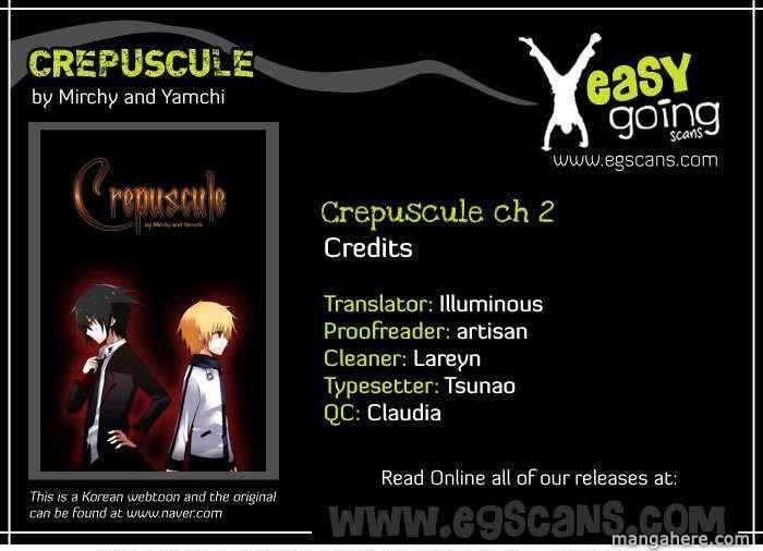 Crepuscule (Yamchi) 2 Page 1