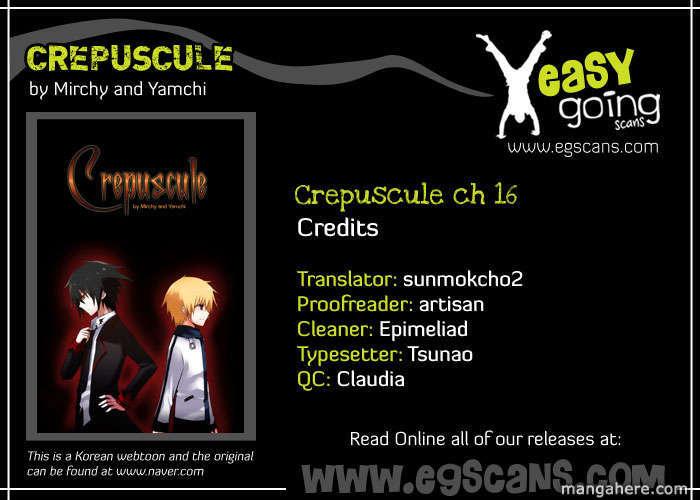 Crepuscule (Yamchi) 16 Page 1