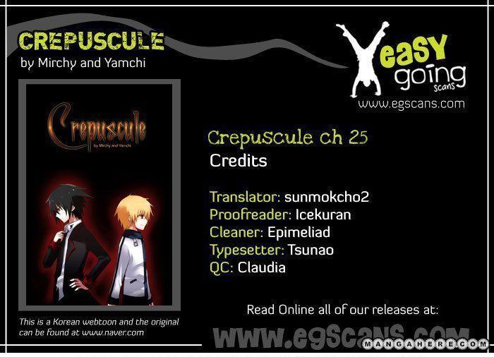 Crepuscule (Yamchi) 25 Page 1
