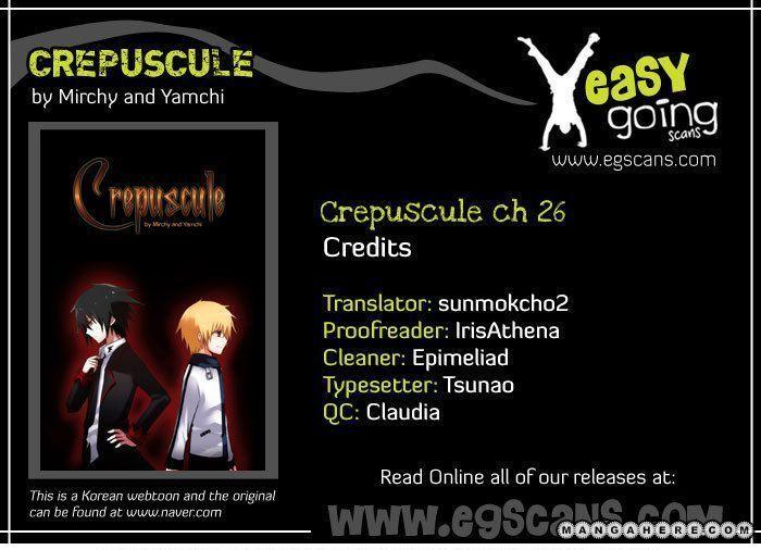Crepuscule (Yamchi) 26 Page 1