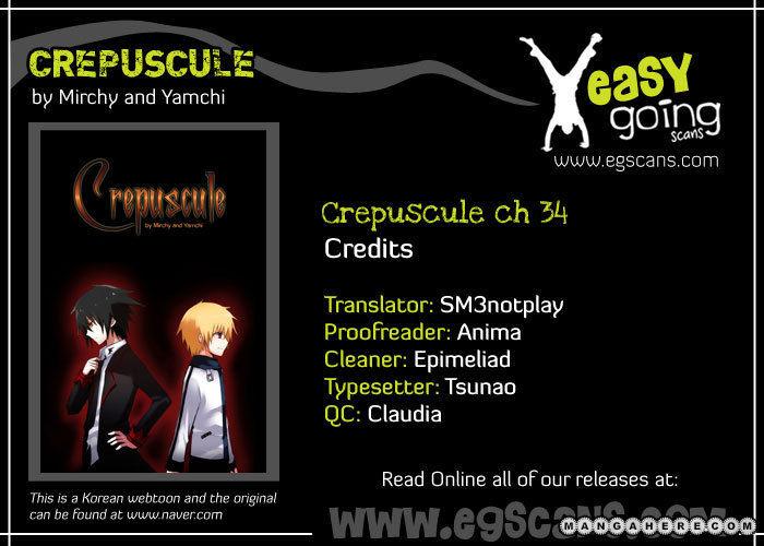 Crepuscule (Yamchi) 34 Page 1