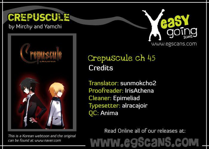 Crepuscule (Yamchi) 45 Page 1