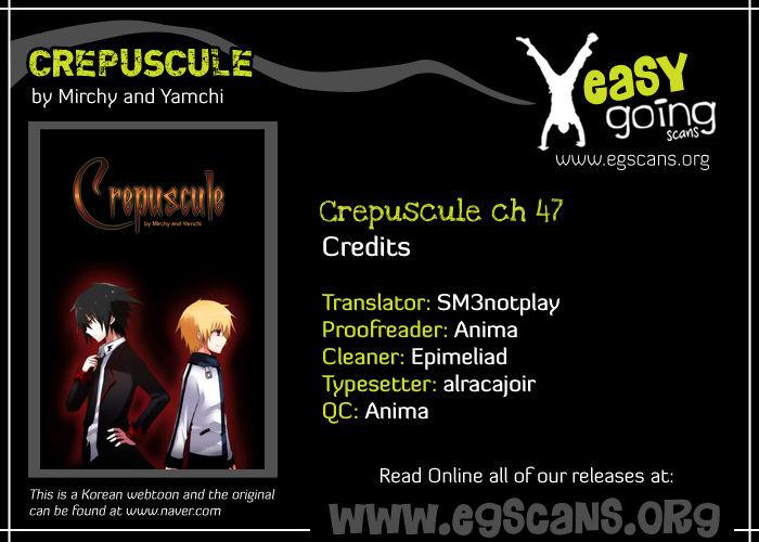Crepuscule (Yamchi) 47 Page 1