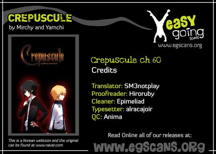 Crepuscule (Yamchi) 60 Page 1