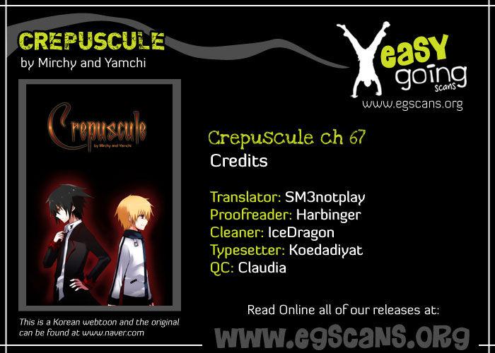 Crepuscule (Yamchi) 67 Page 1