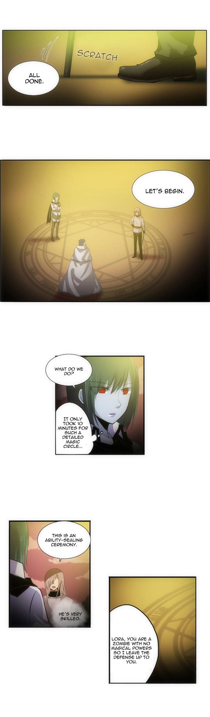 Crepuscule (Yamchi) 78 Page 1