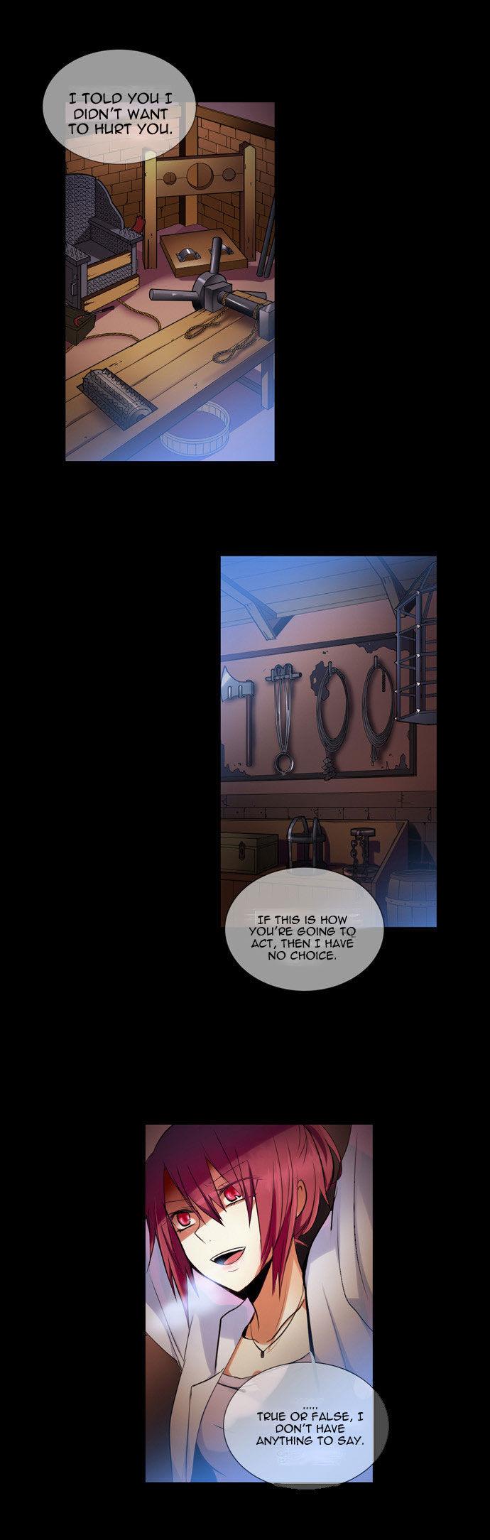 Crepuscule (Yamchi) 83 Page 3
