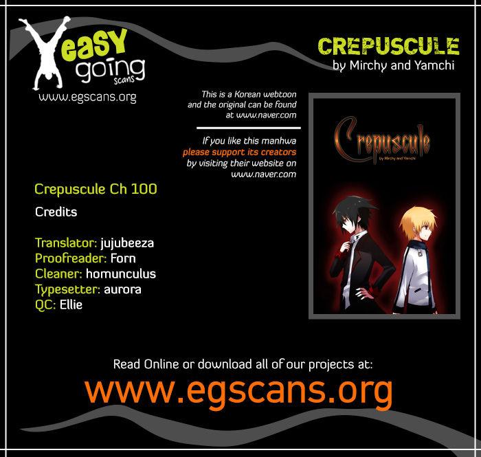 Crepuscule (Yamchi) 100 Page 1