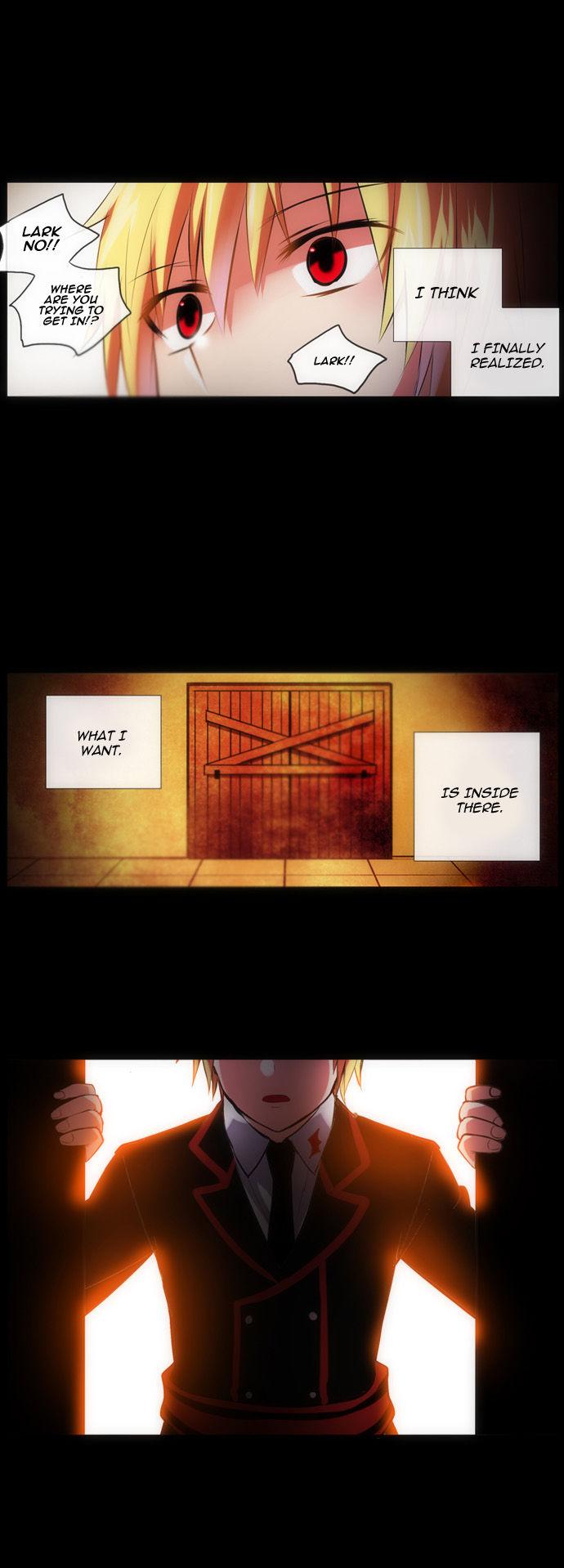 Crepuscule (Yamchi) 123 Page 1