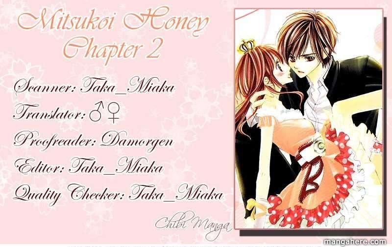 Mitsukoi Honey 2 Page 1