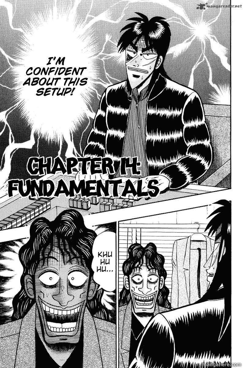 Tobaku Datenroku Kaiji 14 Page 1