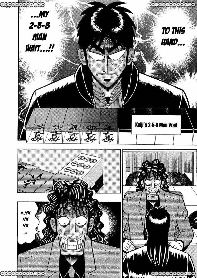 Tobaku Datenroku Kaiji 38 Page 4