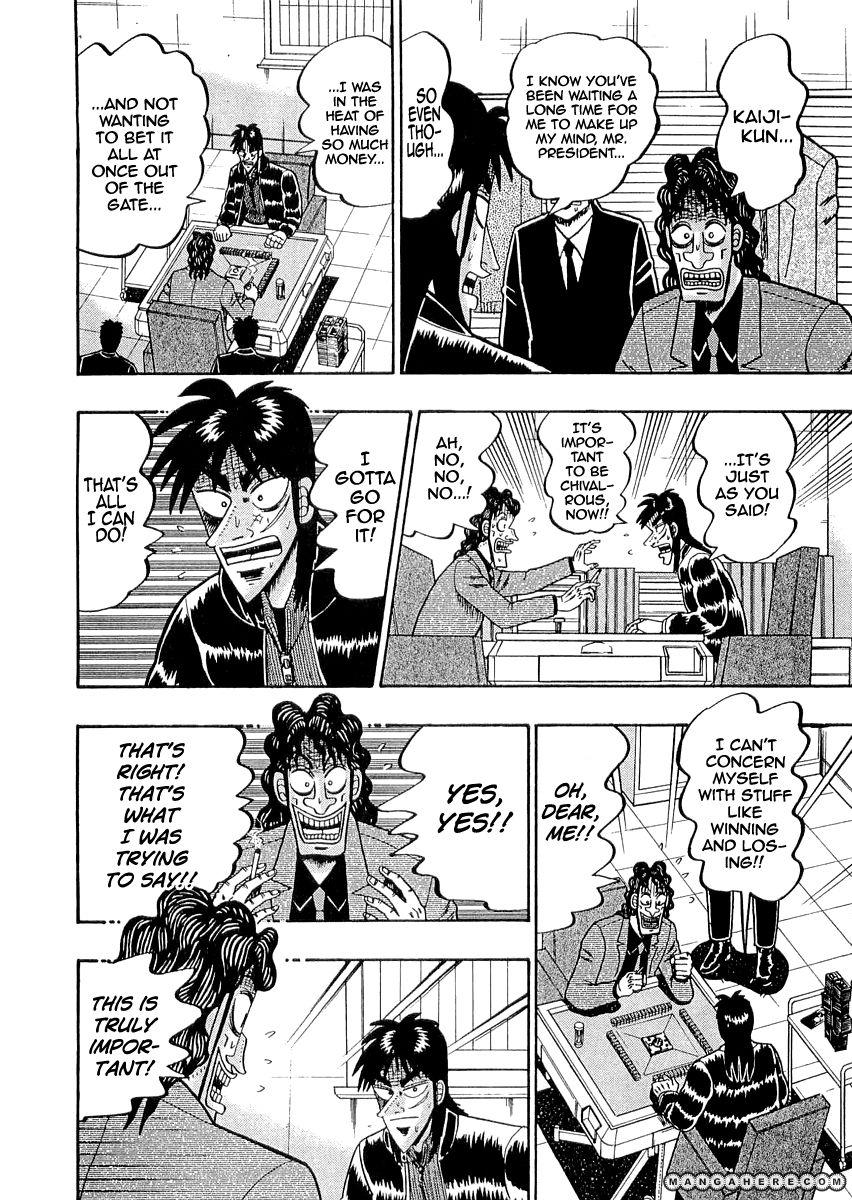 Tobaku Datenroku Kaiji 43 Page 4