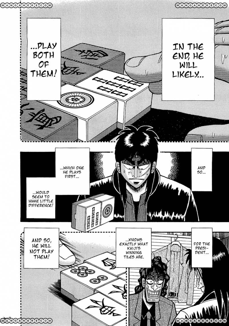 Tobaku Datenroku Kaiji 68 Page 1