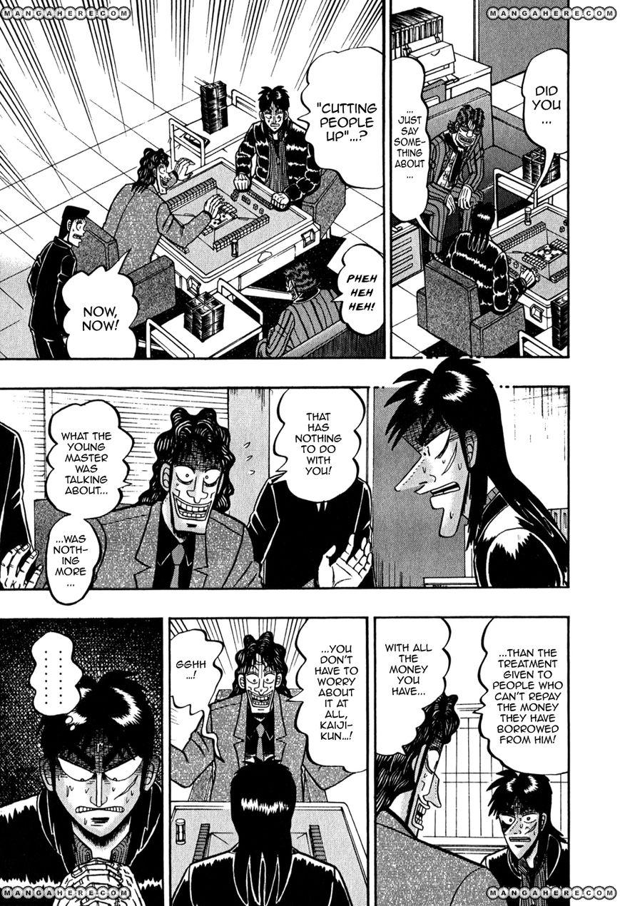 Tobaku Datenroku Kaiji 71 Page 4