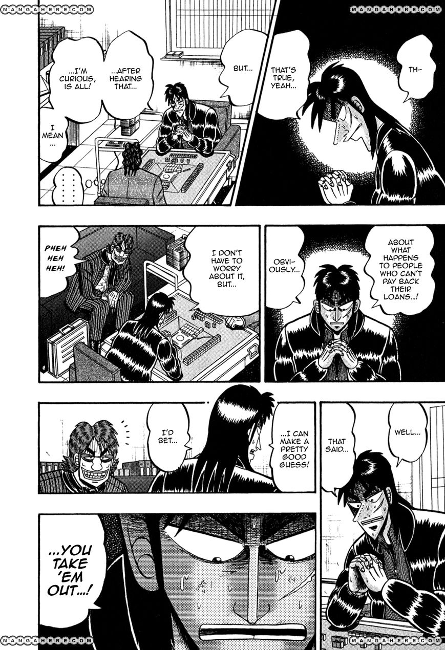 Tobaku Datenroku Kaiji 71 Page 5