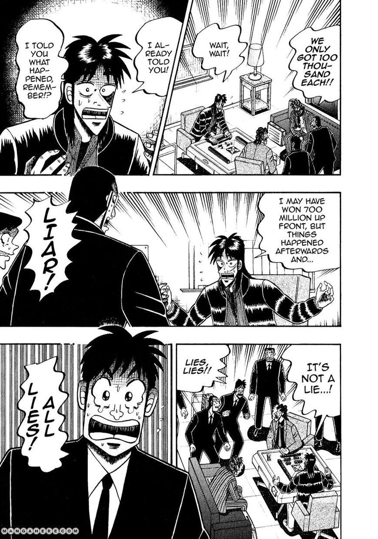 Tobaku Datenroku Kaiji 90 Page 3