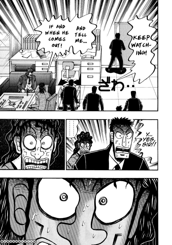 Tobaku Datenroku Kaiji 115 Page 5