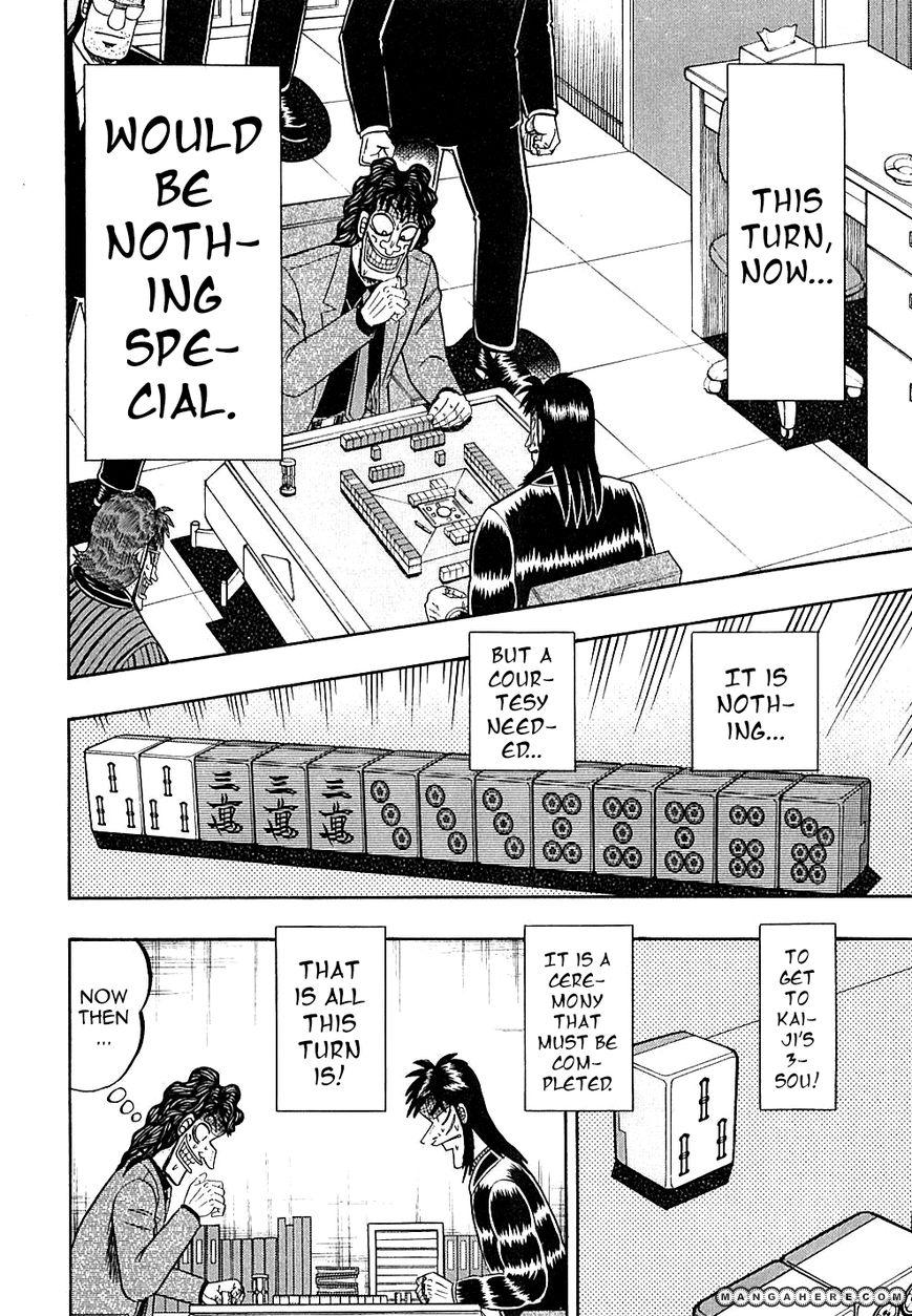 Tobaku Datenroku Kaiji 126 Page 2