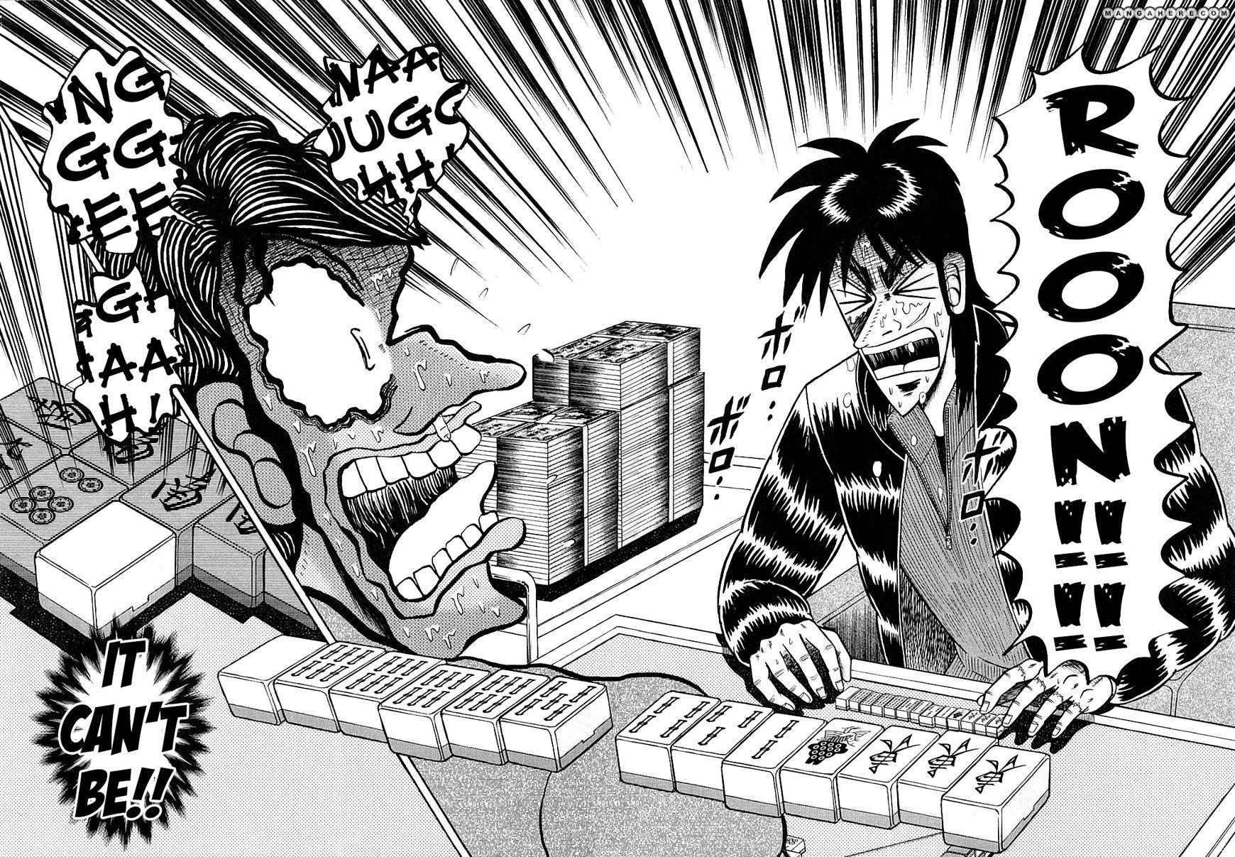 Tobaku Datenroku Kaiji 127 Page 2
