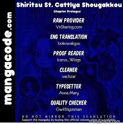 Shiritsu Sei Cattlya Shougakkou 0 Page 1