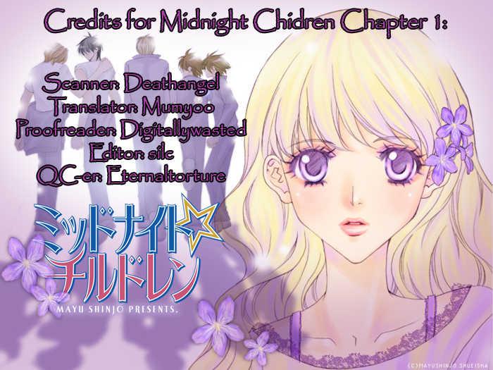 Midnight Children 1 Page 1