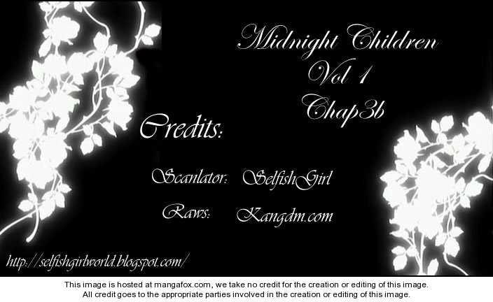 Midnight Children 3.2 Page 1