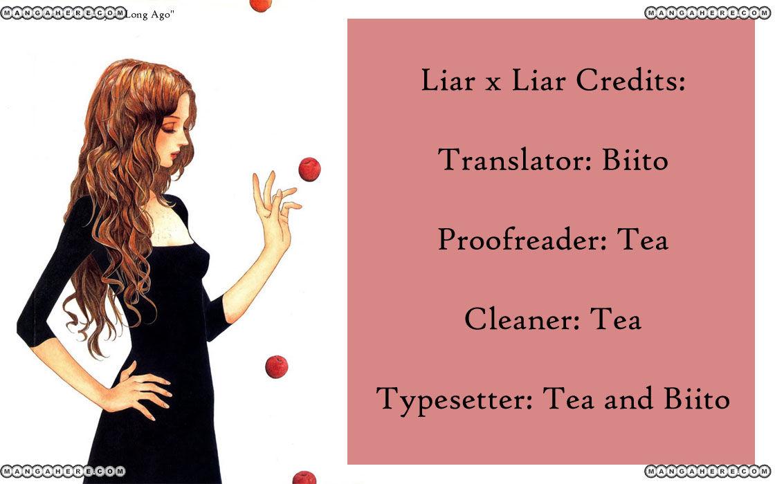 Liar x Liar 8 Page 1