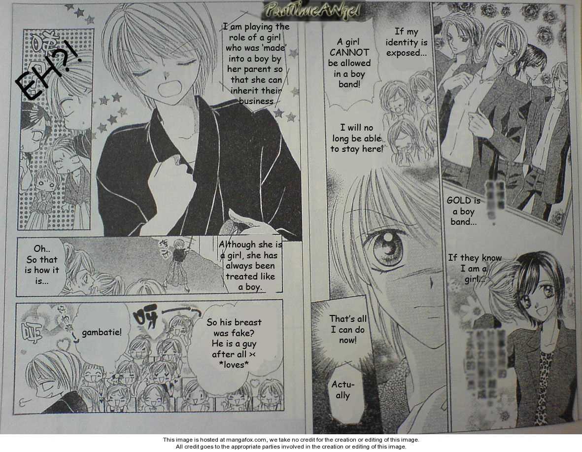 Idol Paradise 3 Page 2
