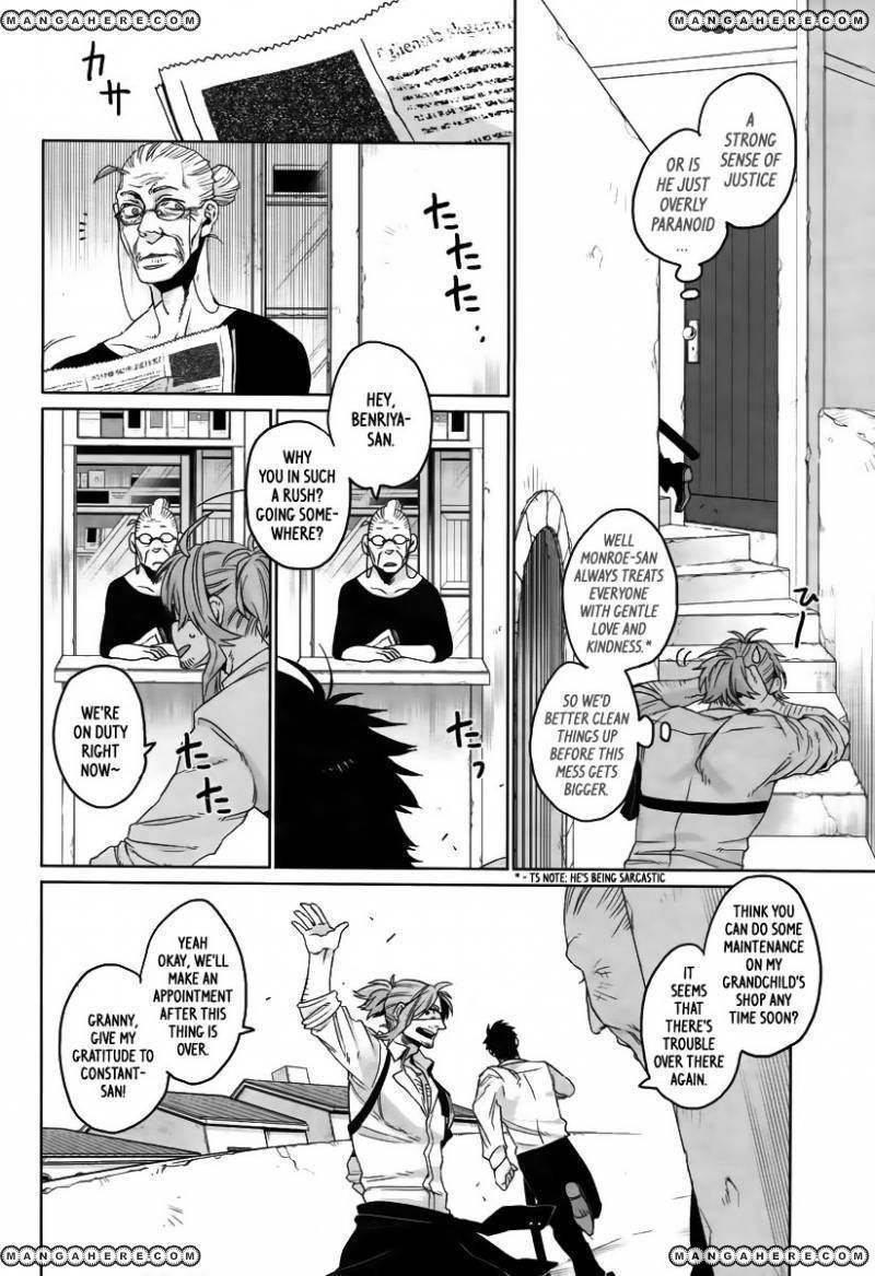 Gangsta 8 Page 3