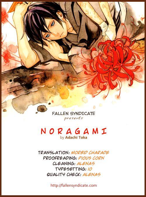 Noragami 16 Page 2