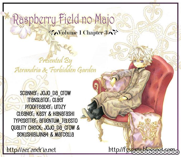 Raspberry Field no Majo 3 Page 3