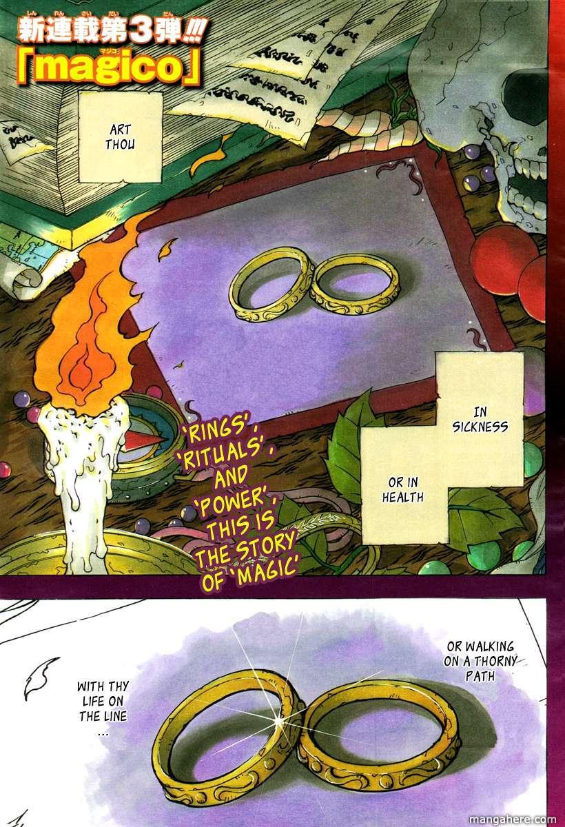 Magico (IWAMOTO Naoki) 1 Page 2