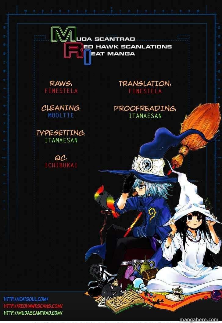Magico (IWAMOTO Naoki) 8.5 Page 1