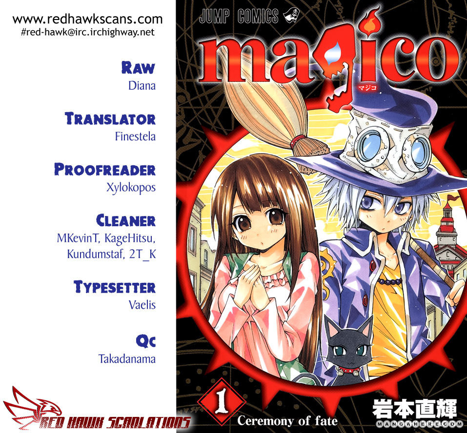 Magico (IWAMOTO Naoki) 39 Page 1